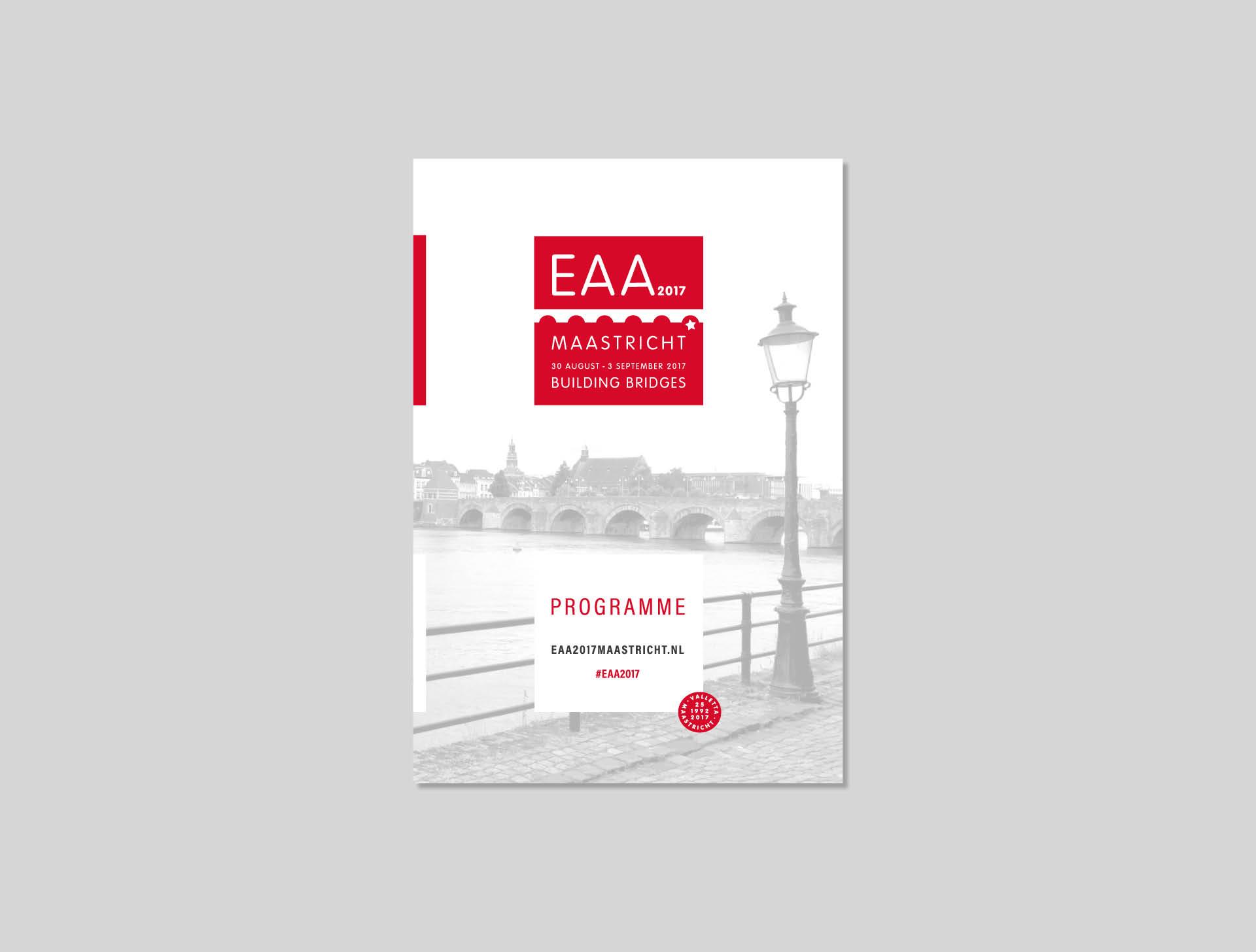 EAA congres boek - Klinkhamer Group - book design