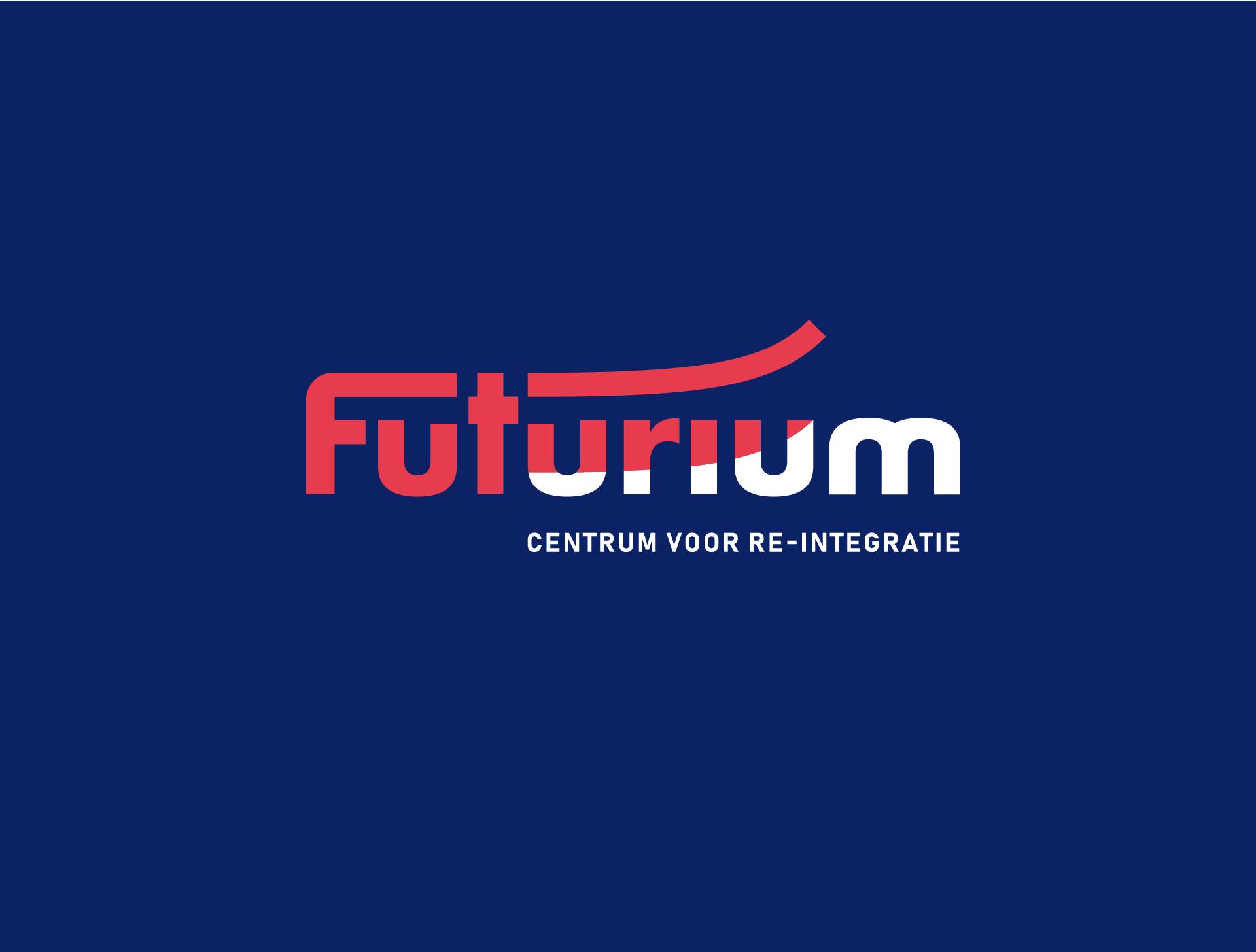 Futurium - logo en huisstijl designer
