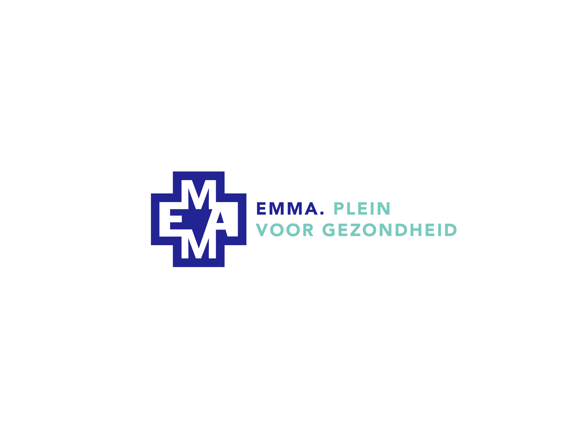 Emma plein voor gezondheid - logo design