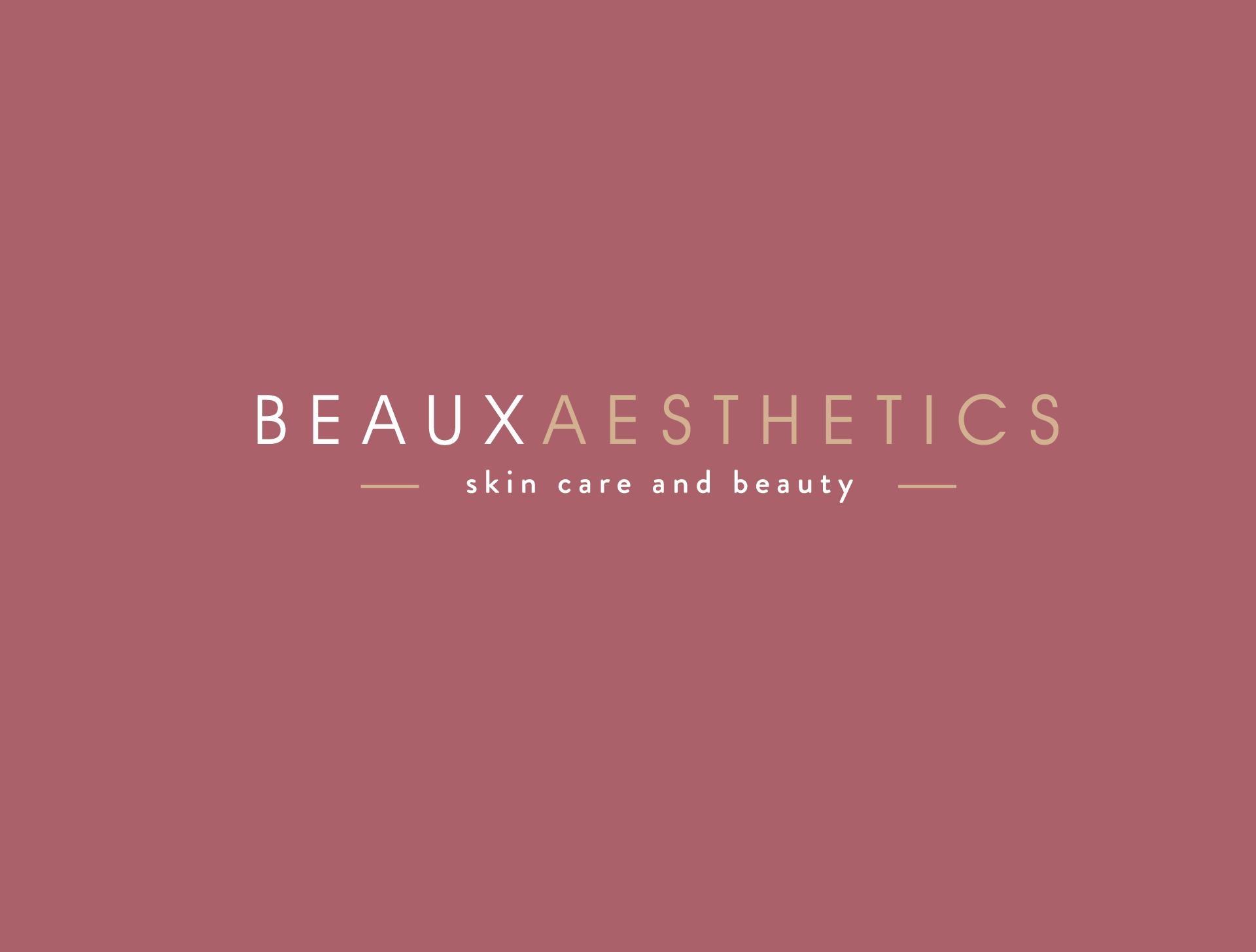 Beaux aesthtics - logo ontwerper