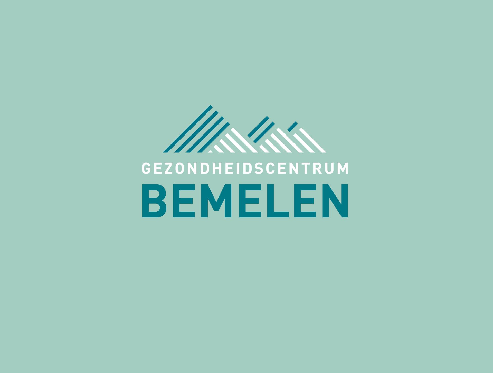 Gezondheidscentrum Bemelen - logo ontwerp